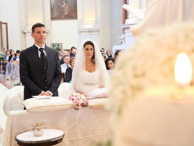 Il matrimonio di Emanuel e Silvia a Carceri, Padova 42