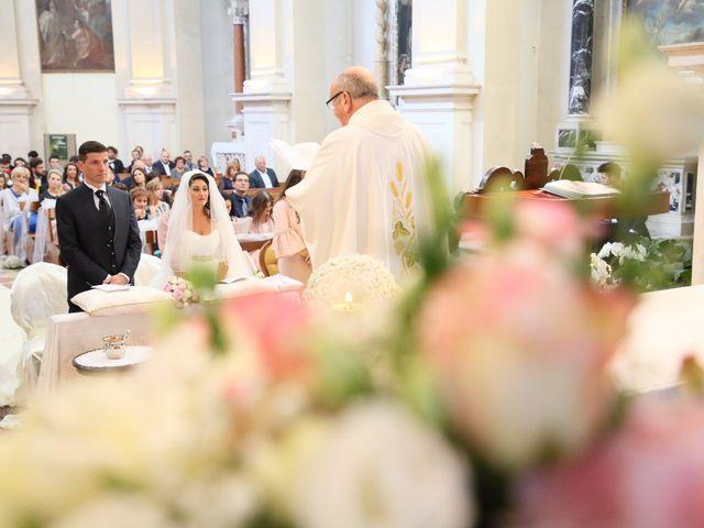 Il matrimonio di Emanuel e Silvia a Carceri, Padova 45