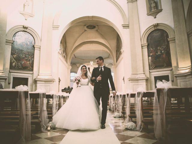 Il matrimonio di Emanuel e Silvia a Carceri, Padova 50