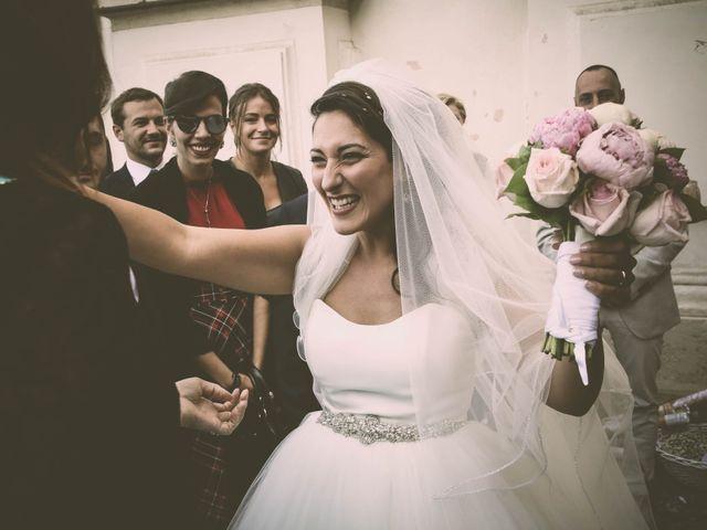 Il matrimonio di Emanuel e Silvia a Carceri, Padova 55