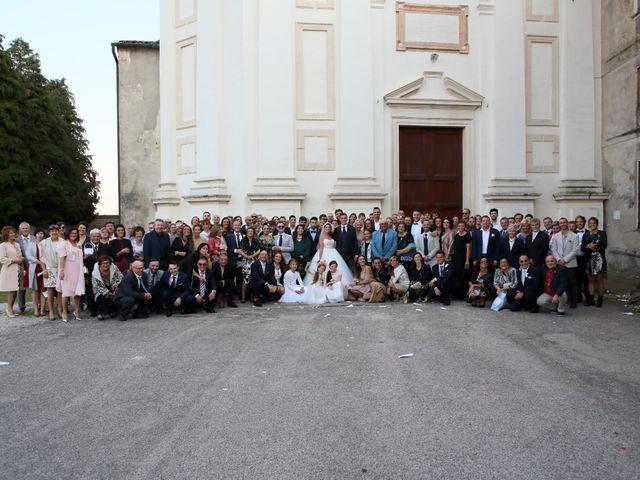 Il matrimonio di Emanuel e Silvia a Carceri, Padova 57