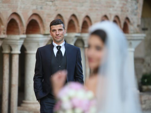 Il matrimonio di Emanuel e Silvia a Carceri, Padova 67