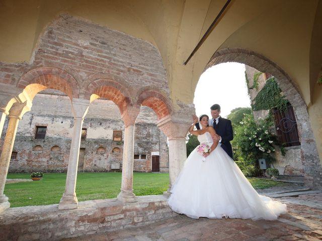 Il matrimonio di Emanuel e Silvia a Carceri, Padova 73