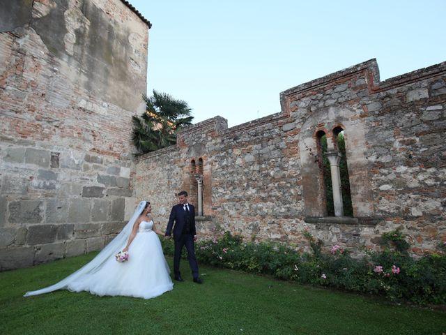 Il matrimonio di Emanuel e Silvia a Carceri, Padova 76