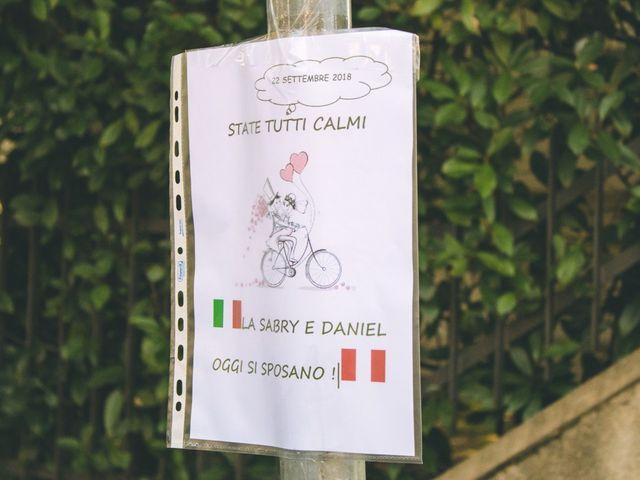 Il matrimonio di Daniel e Sabrina a Bollate, Milano 16