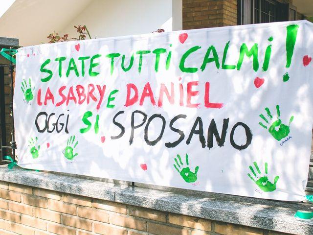 Il matrimonio di Daniel e Sabrina a Bollate, Milano 17