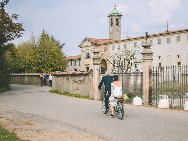 Il matrimonio di Daniel e Sabrina a Bollate, Milano 69
