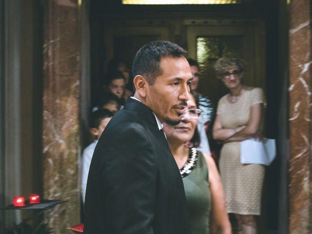 Il matrimonio di Daniel e Sabrina a Bollate, Milano 79