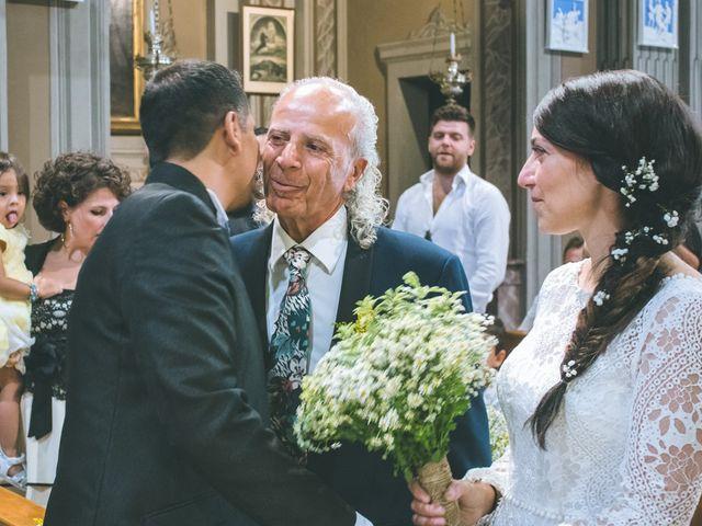 Il matrimonio di Daniel e Sabrina a Bollate, Milano 81
