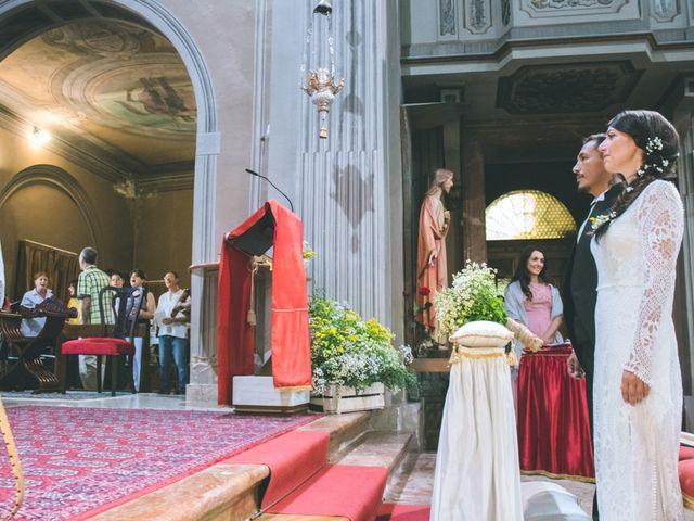 Il matrimonio di Daniel e Sabrina a Bollate, Milano 86