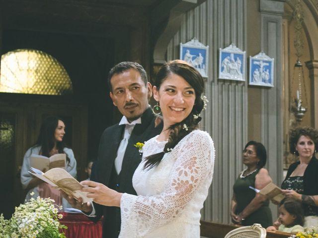 Il matrimonio di Daniel e Sabrina a Bollate, Milano 90