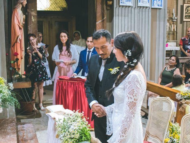 Il matrimonio di Daniel e Sabrina a Bollate, Milano 98