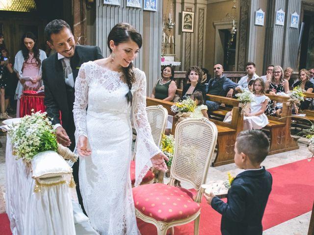 Il matrimonio di Daniel e Sabrina a Bollate, Milano 103