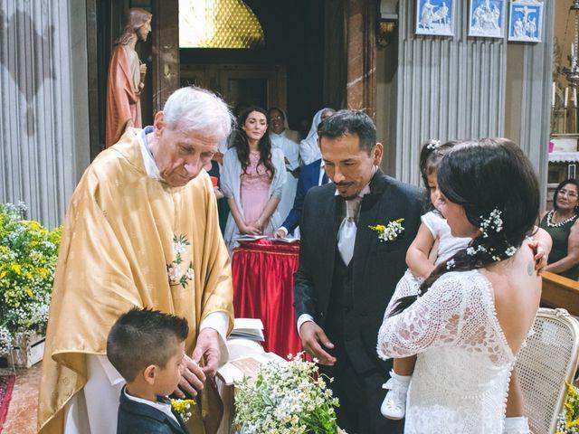 Il matrimonio di Daniel e Sabrina a Bollate, Milano 104
