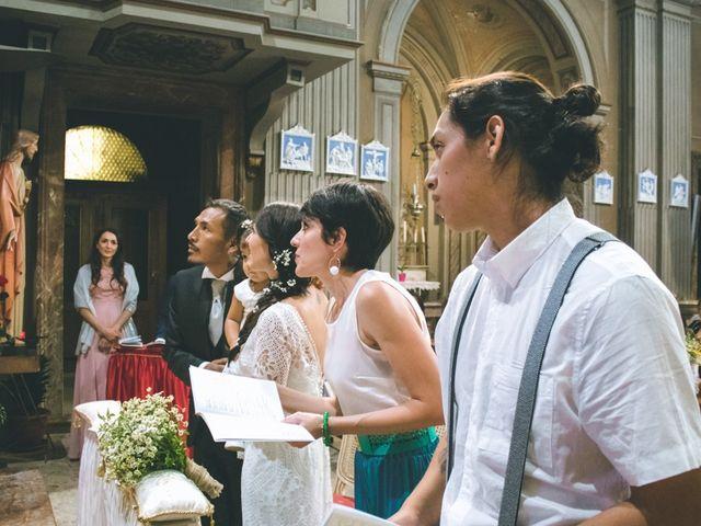 Il matrimonio di Daniel e Sabrina a Bollate, Milano 107