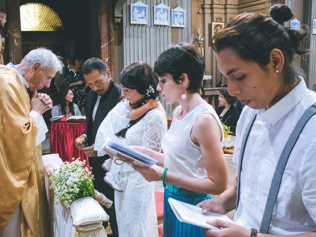 Il matrimonio di Daniel e Sabrina a Bollate, Milano 110