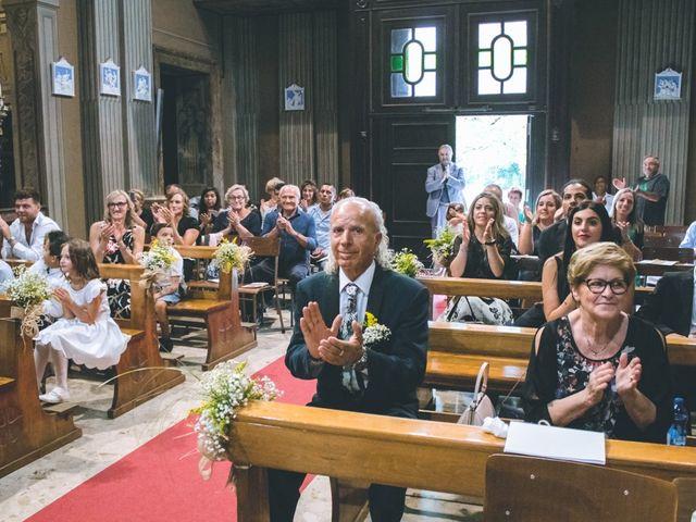 Il matrimonio di Daniel e Sabrina a Bollate, Milano 113
