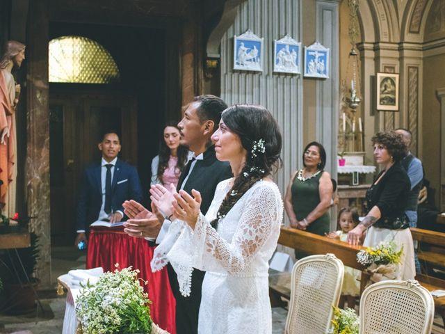 Il matrimonio di Daniel e Sabrina a Bollate, Milano 115