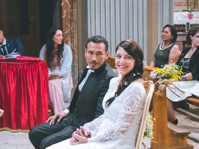 Il matrimonio di Daniel e Sabrina a Bollate, Milano 117