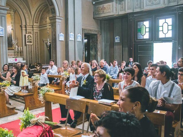 Il matrimonio di Daniel e Sabrina a Bollate, Milano 118