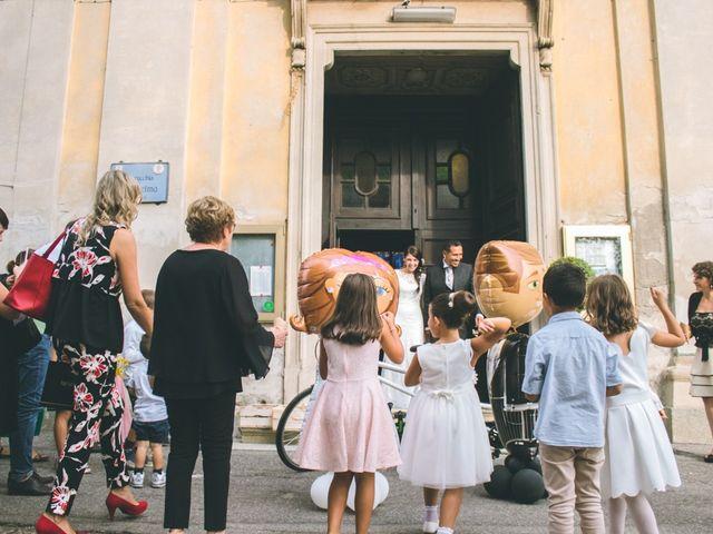 Il matrimonio di Daniel e Sabrina a Bollate, Milano 120