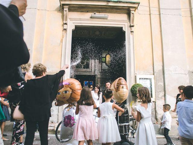 Il matrimonio di Daniel e Sabrina a Bollate, Milano 121
