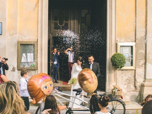 Il matrimonio di Daniel e Sabrina a Bollate, Milano 122