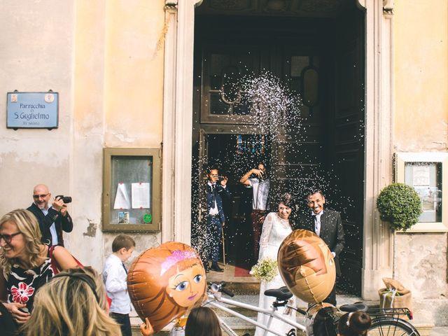 Il matrimonio di Daniel e Sabrina a Bollate, Milano 123