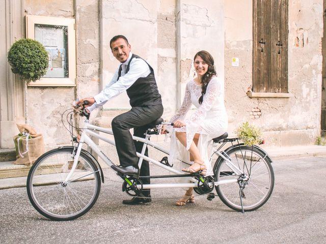 Il matrimonio di Daniel e Sabrina a Bollate, Milano 124