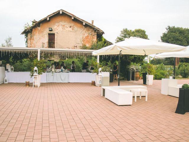 Il matrimonio di Daniel e Sabrina a Bollate, Milano 131