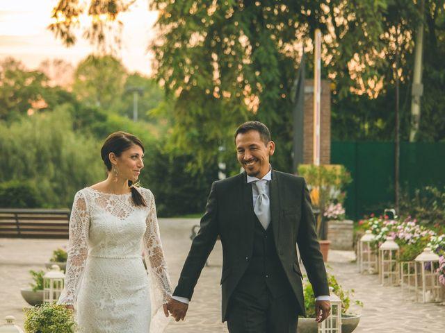 Il matrimonio di Daniel e Sabrina a Bollate, Milano 154