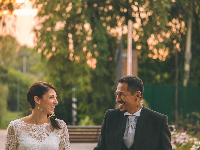Il matrimonio di Daniel e Sabrina a Bollate, Milano 155