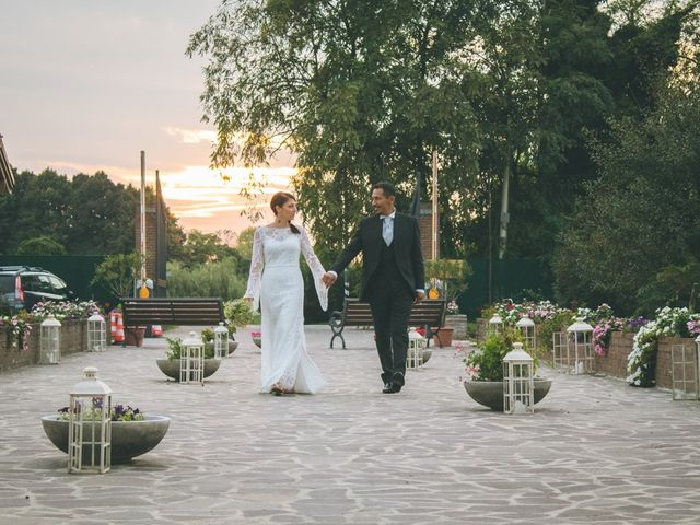 Il matrimonio di Daniel e Sabrina a Bollate, Milano 157