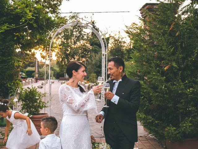 Il matrimonio di Daniel e Sabrina a Bollate, Milano 163