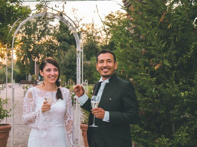 Il matrimonio di Daniel e Sabrina a Bollate, Milano 164