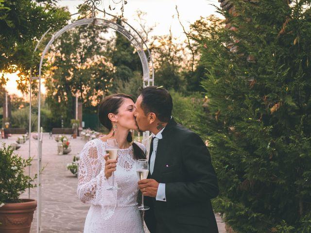 Il matrimonio di Daniel e Sabrina a Bollate, Milano 165