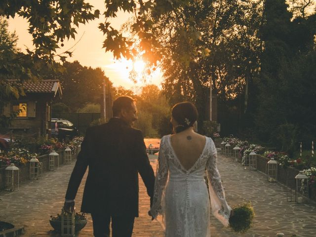 Il matrimonio di Daniel e Sabrina a Bollate, Milano 167