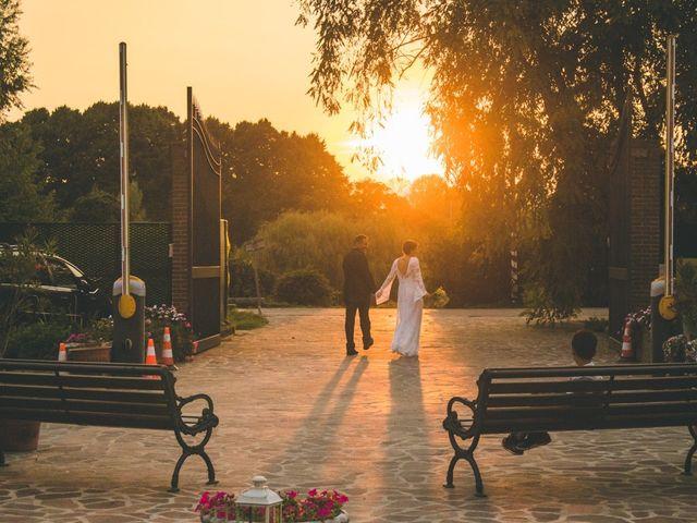 Il matrimonio di Daniel e Sabrina a Bollate, Milano 171