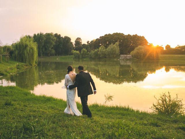 Il matrimonio di Daniel e Sabrina a Bollate, Milano 183