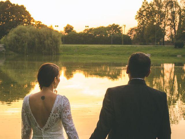Il matrimonio di Daniel e Sabrina a Bollate, Milano 186