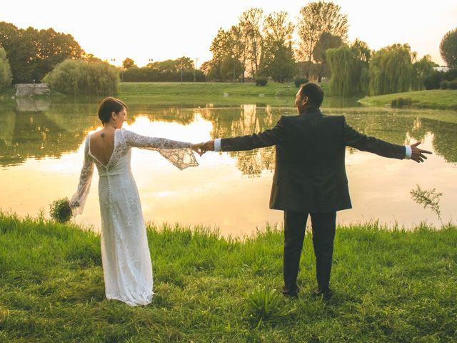 Il matrimonio di Daniel e Sabrina a Bollate, Milano 188