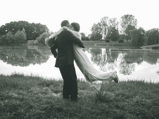 Il matrimonio di Daniel e Sabrina a Bollate, Milano 190