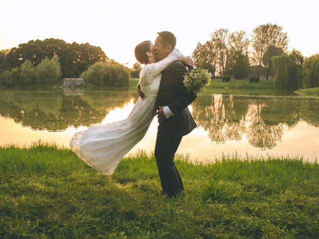 Il matrimonio di Daniel e Sabrina a Bollate, Milano 192