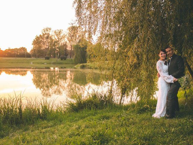 Il matrimonio di Daniel e Sabrina a Bollate, Milano 193