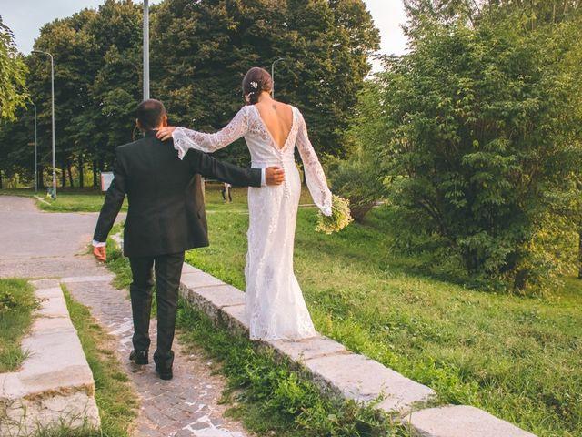 Il matrimonio di Daniel e Sabrina a Bollate, Milano 197