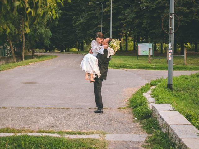 Il matrimonio di Daniel e Sabrina a Bollate, Milano 198
