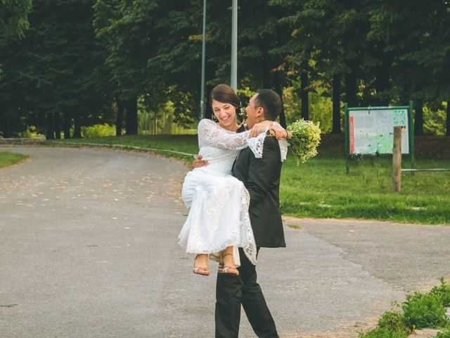 Il matrimonio di Daniel e Sabrina a Bollate, Milano 199