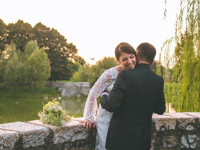 Il matrimonio di Daniel e Sabrina a Bollate, Milano 204