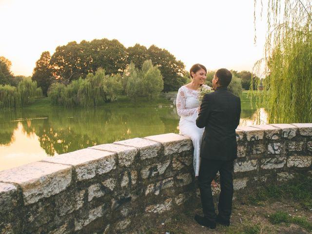 Il matrimonio di Daniel e Sabrina a Bollate, Milano 205