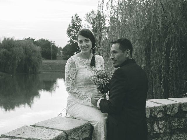 Il matrimonio di Daniel e Sabrina a Bollate, Milano 206